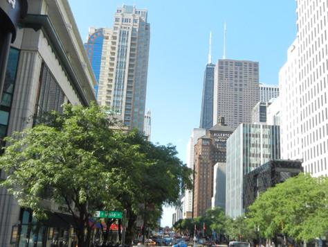 Faire du shopping à Chicago