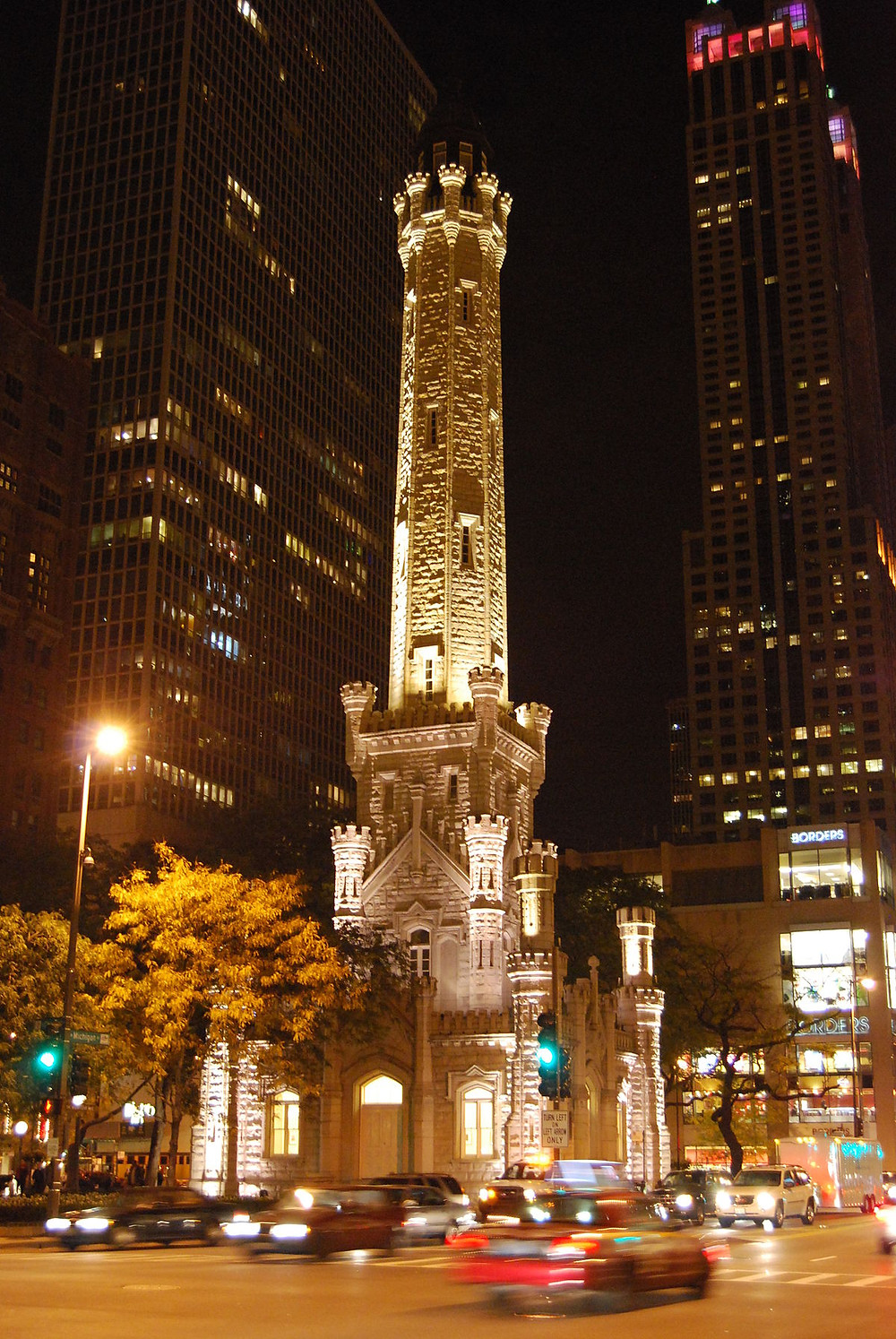 The Water Tower, Wikipedia image