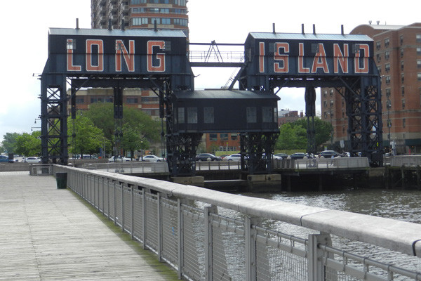 Gantry State Park, Long Island City