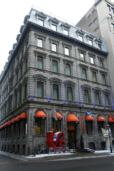LHotel, Montréal