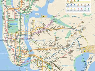 Pour bien comprendre le métro de New-York