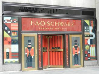 Le grand retour de FAO Schwarz