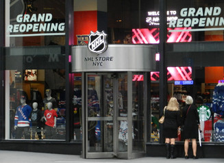 Pour les amateurs de hockey: NHL Store