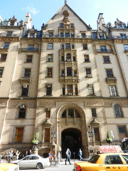 Dakota Building, 72e rue et Central Park West