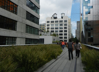 La Highline ou comment redonner vie à un quartier?