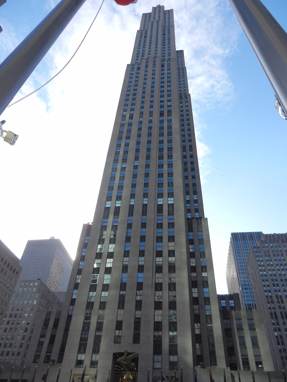 GE Building: Top of the Rock