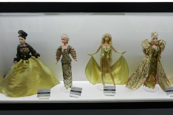 Barbie Expo, photo Genevieve Arseneault