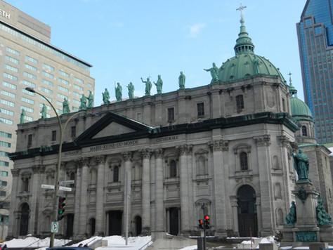 Basilique/cathédrale Marie-Reine-du-Monde