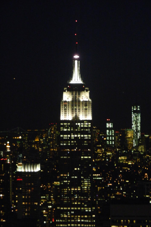 Le prestigieux Empire State Building