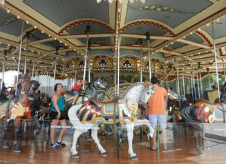 Jane's carrousel, Brooklyn Bridge Park