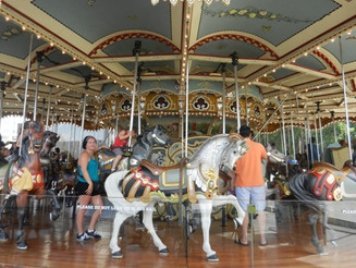 Jane's carrousel, Brooklyn Bridge Park