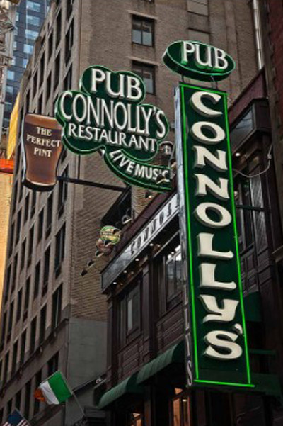 Irish Pub Connolly's