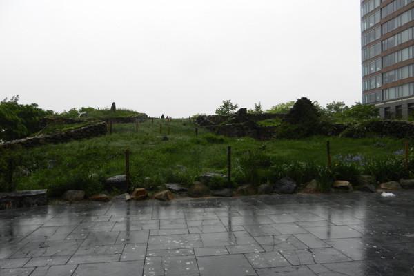 Mémorial de la Grande Famine Irlandaise / Irish Hunger Memorial