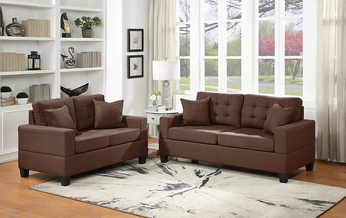 HH Sofa & LovenSeat Value Set