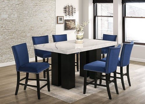 Finley-7pc Dining Set