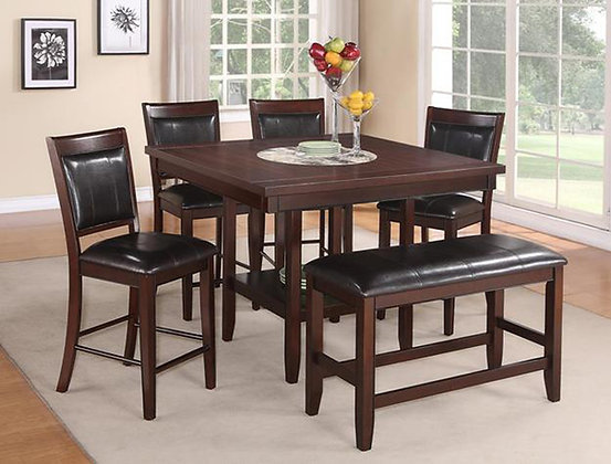 Fulton Counter Height Table Set 5 pc (2727)