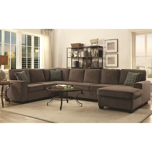 Sectional (Coaster 501686)