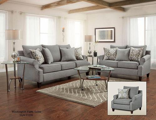 Washington 1090 Sofa & Loveseat