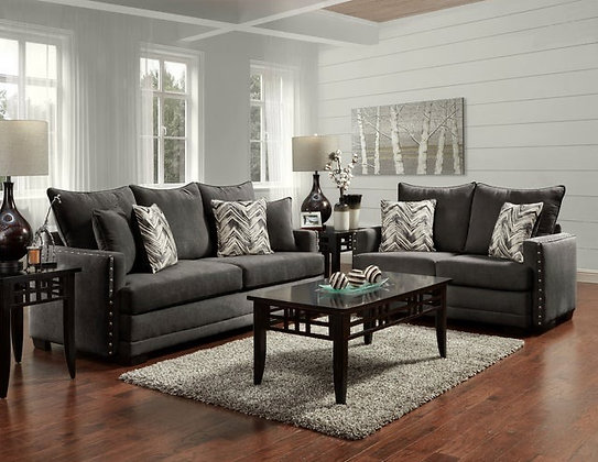 Washington 1680 Sofa & Loveseat