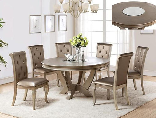 Mina Dining Table Set 5Pc (2166)