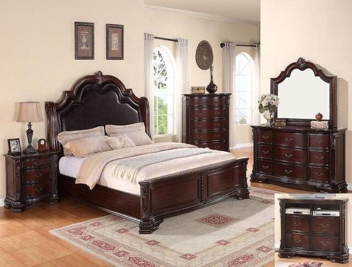 Sheffield Bedroom Set Crown B1100/B1120