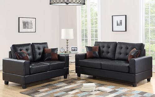 HH8855 &  HH7755 Sofa & Love Seat
