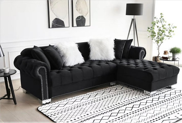 Royal Tufted Sectionals