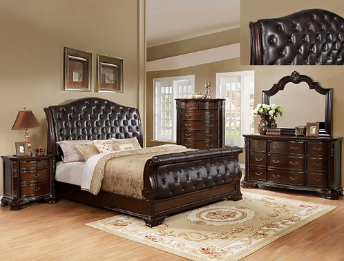 Sheffield Bedroom Set Crown B1100-88/B1120-88