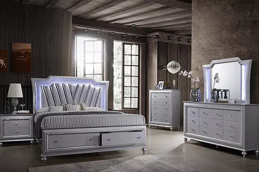 Barcelona - B3000 king Bedroom Set