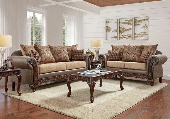 Sofa & Love Seat  Happy 6000