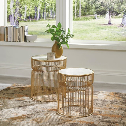A4000250 - Accent Table Set