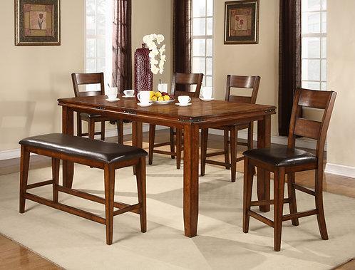 Fiagaro Counter Height Table 5Pc (2701)