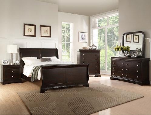Leopold Bedroom Set Crown B8000
