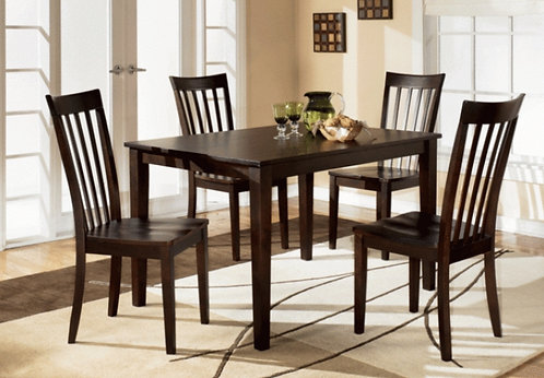Brody Dining Table Set 5Pc