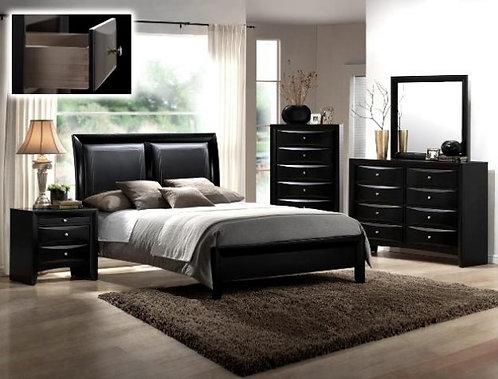 Emily Bedroom Suite Crown B4280