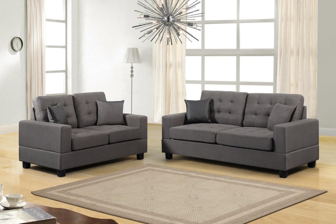 Sofa Love Seat Hy Hh8855