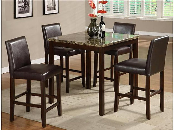 Anise Counter Height Table Set 5Pc (2724)