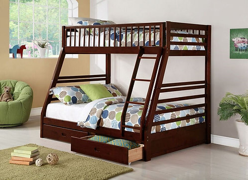Twin/Full Bunk Bed HH2000