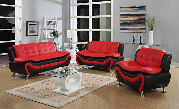 Sofa & Love seat - (Master 8162)
