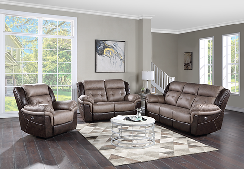 Toris-3pc Reclining Set
