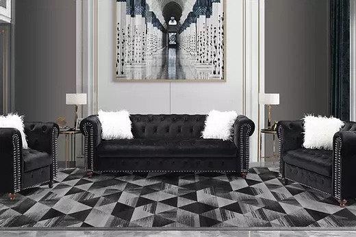 Milan - S8188 Sofa & Loveseat