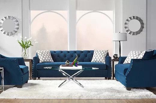 Bing S16150 Sofa & Love Seat