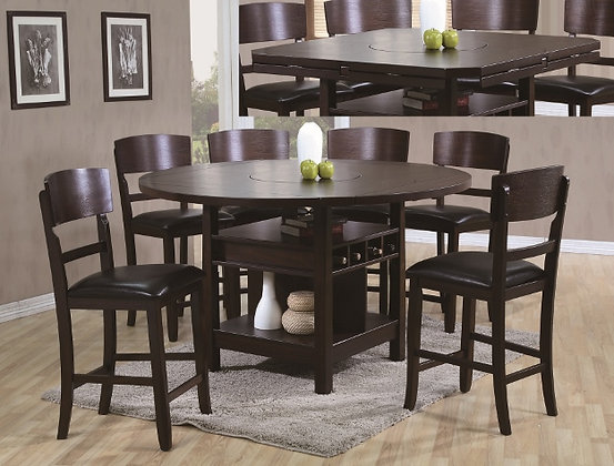 Conner Counter Height Table 5 pc