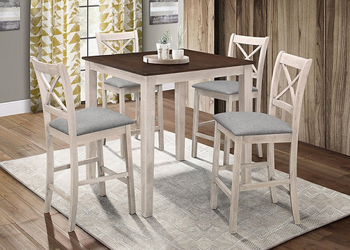 Tahoe 5pc Dining Set