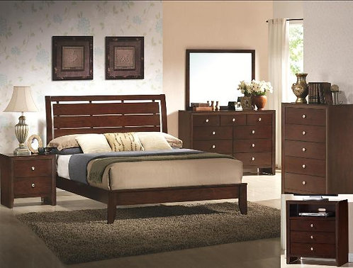 Evan Bedroom Suite Crown B4700