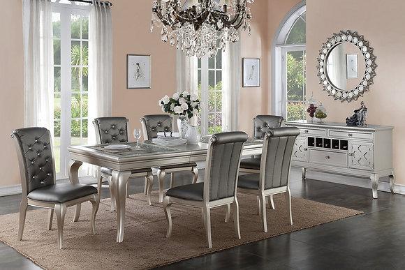 7 pcs Dining Table