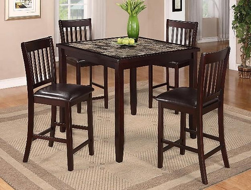 Cascade Dining Set 5pc (2740)