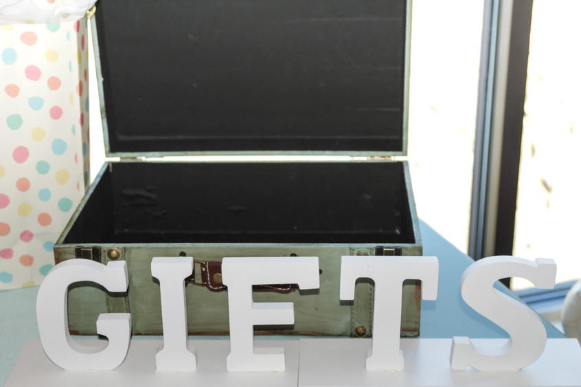 GIFTS sign
