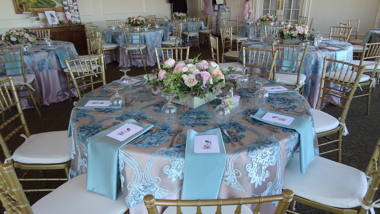 Place Setting at the Table