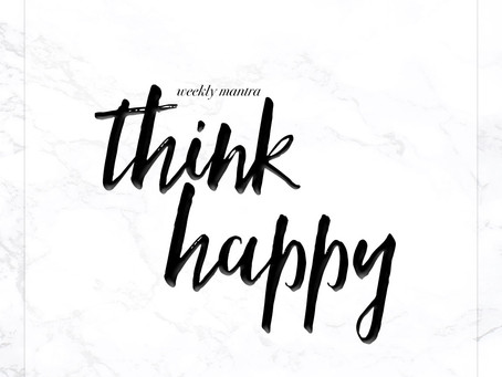 10.3.16: Think Happy
